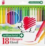 ICO 300 Rainbow antibakteriális rostirón 18db/cs