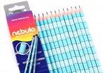Grafit ceruza, szorzótáblás, HB, Nebulo