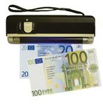 Bankjegyvizsgáló kézi, DL-01 1x4W UV cső