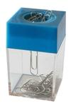 Mágneses gemkapocstartó szögletes