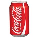 Coca-Cola dobozos 0,33l