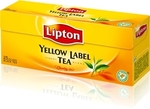 Tea Lipton yellow label 25filter