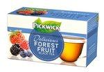 Tea Pickwick fekete tea, erdei gyümölcs ízzel 20x1,5gr