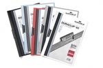 Durable Duraclip fekete klippmappa 60 lapig