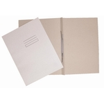 Papír gyorsfűző A/4 natúr