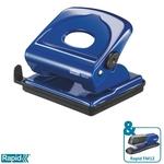 Lyukasztó Rapid FMC25 fém kék max. 25 laphoz 5000283