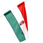 Magyar címeres zászló 60x90 cm