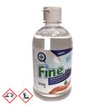 Fine fertőtlenítő kéztisztító 400ml (pumpa nélkül)