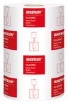 Katrin Classic S2 tekercses kéztörlő, 14cm, 60 méter, 2 rétegű, fehér, 100% újrahasznosított, 3389
