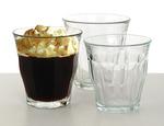 Gastro kávéspohár, üveg, 220ml