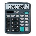 Deli 837, 12dig. asztali számológép