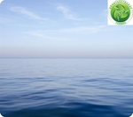 Egéralátét újrahasznosított Fellowes Earth Series optikai egerekhez, óceán