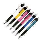 Spoko 0112 nyomógombos golyóstoll vegyes színekben