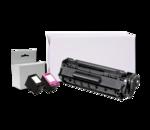 Utángyártott PC72 piros (Brother PC72RF kompatibilis) faxfilm (hőpapír)
