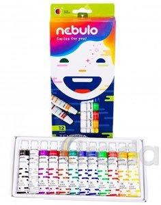 Nebulo tempera 12 db-os készlet