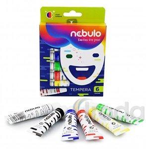 Nebulo tempera 6 db-os készlet