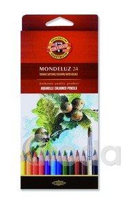 Színesceruza -3718/24- aquarell KOH-I-NOOR MONDELUZ