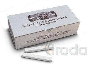 Táblakréta iskolai szögletes FEHÉR KOH-I-NOOR 100db/doboz