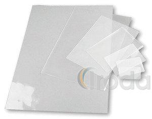 Laminálófólia 54x86mm/125mic fényes 100db/doboz