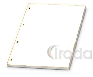 Gyűrűskönyvbetét A4 SIMA 50lapos, 4 lyukú