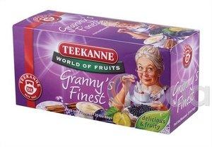 Teekanne tea Grannys Finest/Szilvás-fahéj 50g