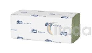 Kéztörlő Z Tork Universal Hand Towel 290135 green 20csm/dob