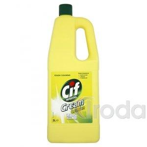 Cif súrolószer folyékony 2l citrom