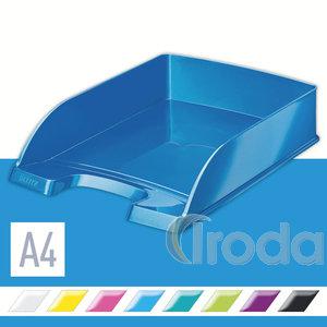 Irattálca Leitz Plus metál kék 52263036