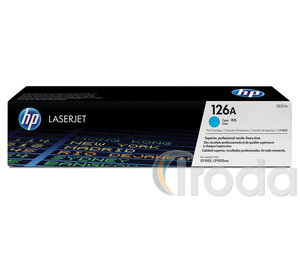 HP Toner CE311A CP1025 1k kék