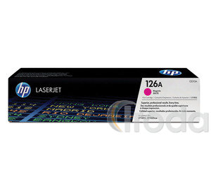 HP Toner CE313A CP1025 1k magenta