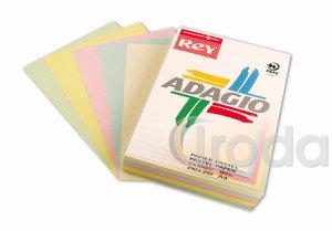 Színes másolópapír A/4 80g Pasztell Mix 5x100 ív/csomag