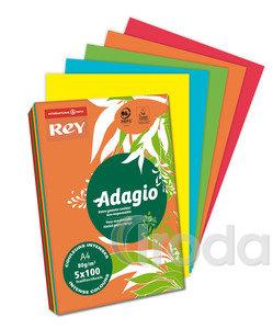 Színes másolópapír A/4 80g intenzív/élénk mix 500 ív/csomag