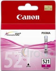 Tintapatron CLI-521 MAGENTA CANON