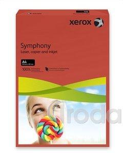 Xerox Symphony színes fénymásolópapír A/4 80g intenzív sötétpiros 500 ív/csomag
