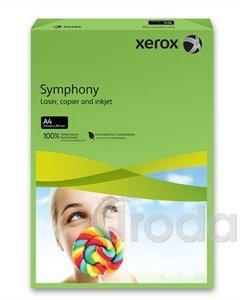 Xerox Symphony színes fénymásolópapír A/4 80g intenzív sötétzöld 500 ív/csomag