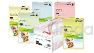 Xerox Symphony színes fénymásolópapír A/4 80g közép krém 500 ív/csomag