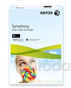 Xerox Symphony színes karton A/4 160g pasztell kék 250ív/csomag