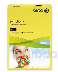 Xerox Symphony színes karton A4/160g intenzív sötétsárga 250ív/csomag