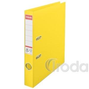 Iratrendező Esselte Standard 5cm VIVIDA sárga 624074