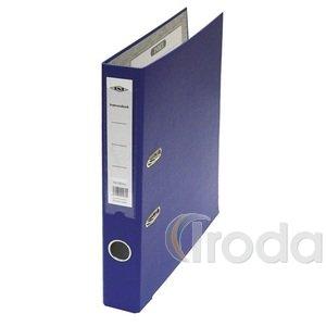 Iratrendező A4 5,5cm gerinc, kék, lapraszerelt
