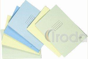 Fokus Gyorsfüző zöld 230g színezett karton
