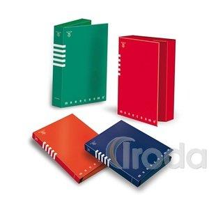 Füzetbox Pigna Monocromo Original A/4 30 mm gerinccel