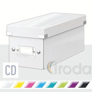 CD tartó doboz Leitz Click&Store, fehér 60410001
