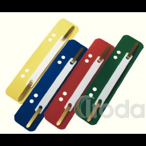 Esselte lefűző lapocska vegyes színek, 100db/doboz 1430625