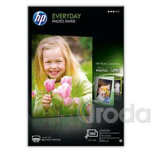 Fotópapír HP CR673A Félfényes, tintasugaras A4/300gr. 20ív/csomag