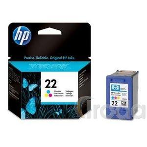 HP tintapatron C9352A No.22 5ml. SZÍNES