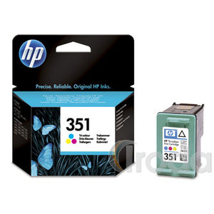 HP tintapatron CB337EE No.351 SZÍNES