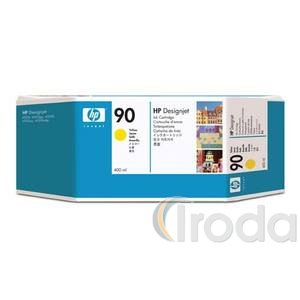 HP tintapatron C5058A No.90. 400ml FEKETE