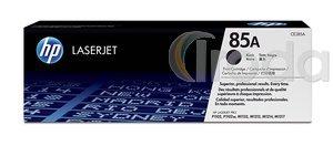 HP toner -85A- CE285A fekete 1,6k