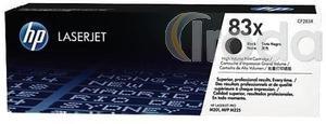 HP toner CF283X fekete 2,2k
